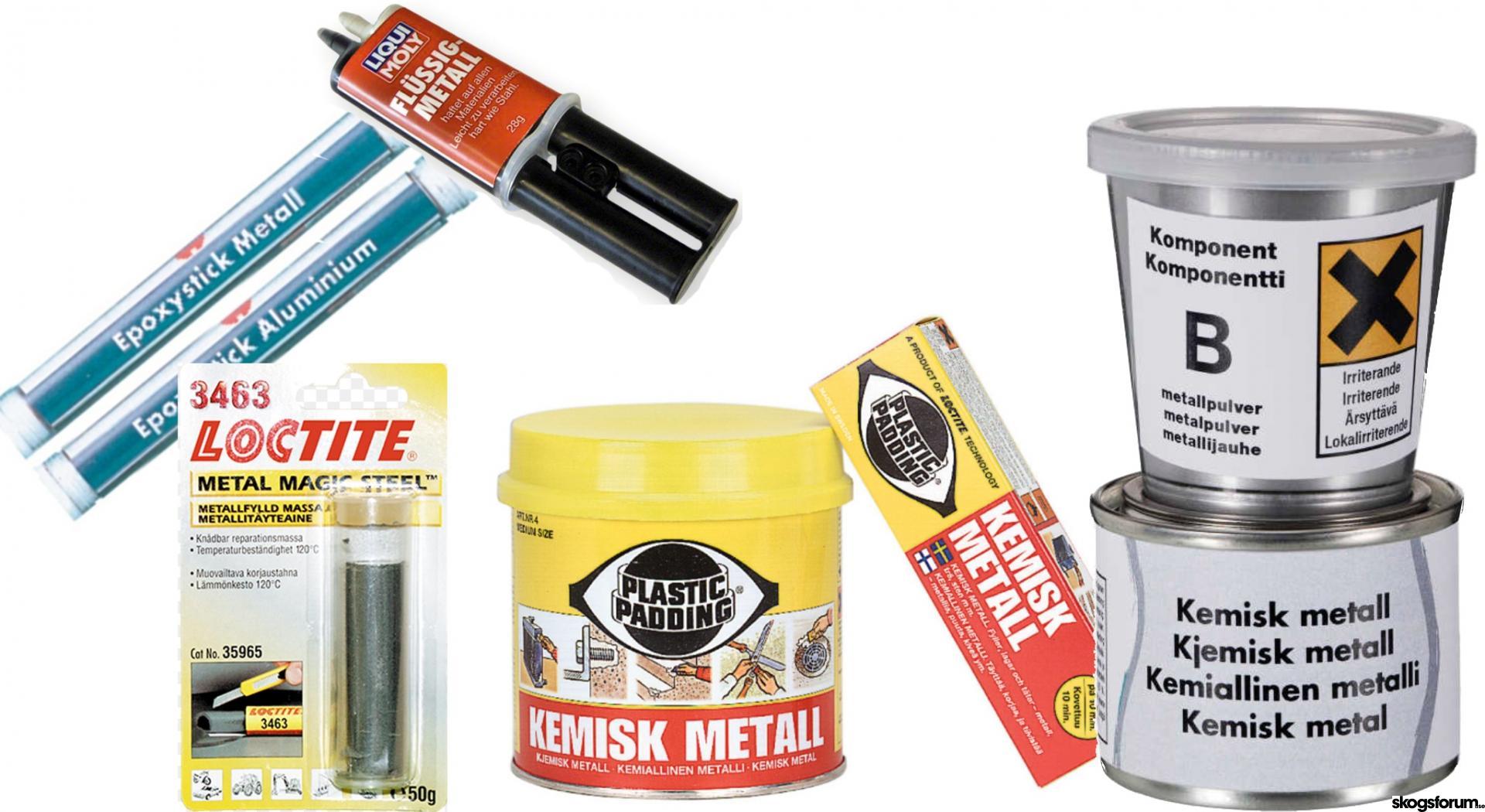 Unika Kemisk metall - vilken är den bästa?   skogsforum.se GR-67